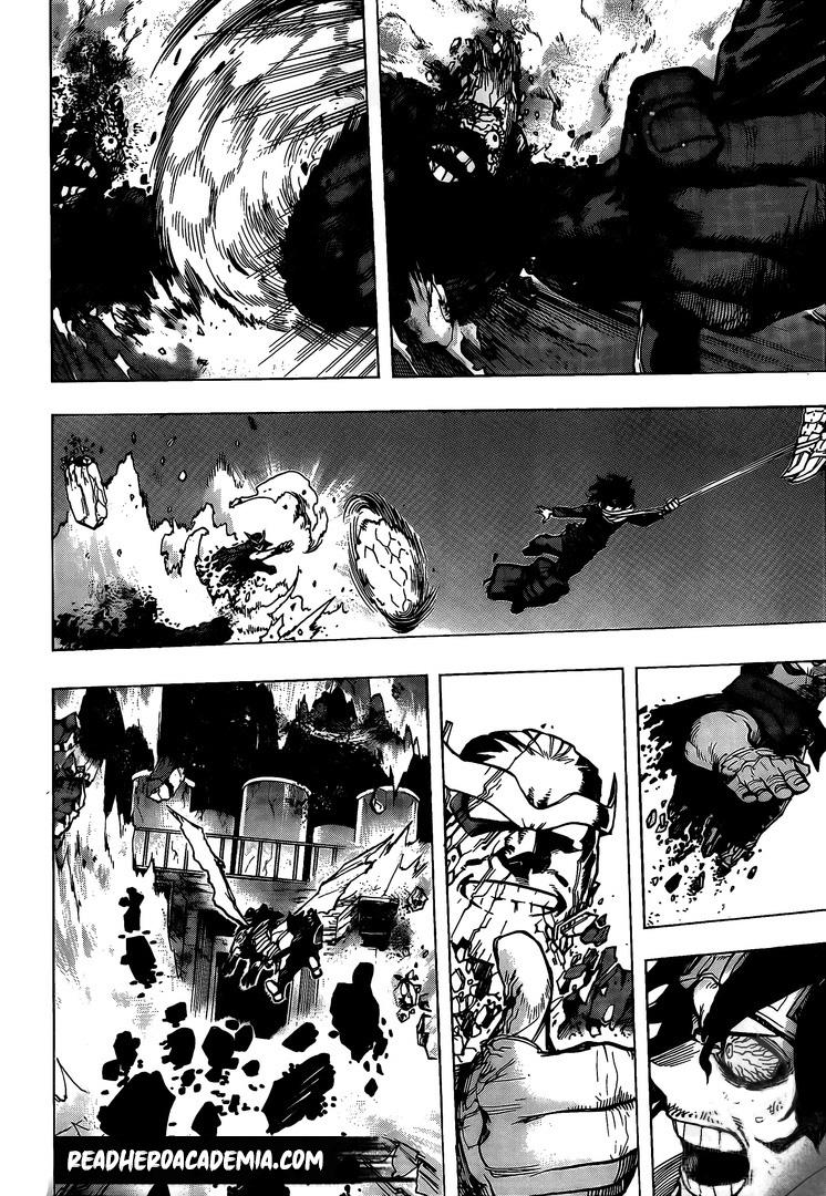 Boku no Hero Academia Chapter 272 Page 11