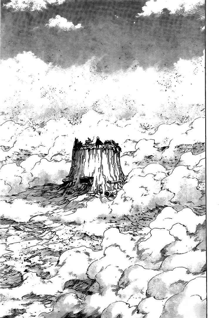 Boku no Hero Academia Chapter 273 Page 6