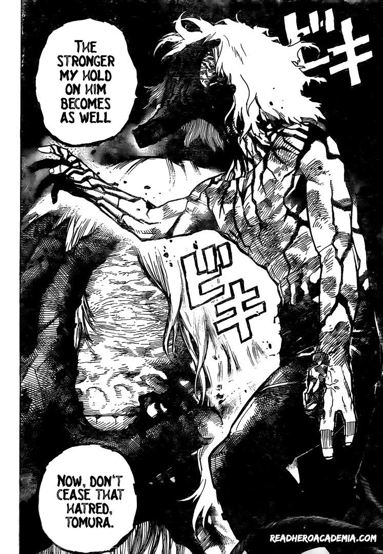 Boku no Hero Academia Chapter 295 Page 9