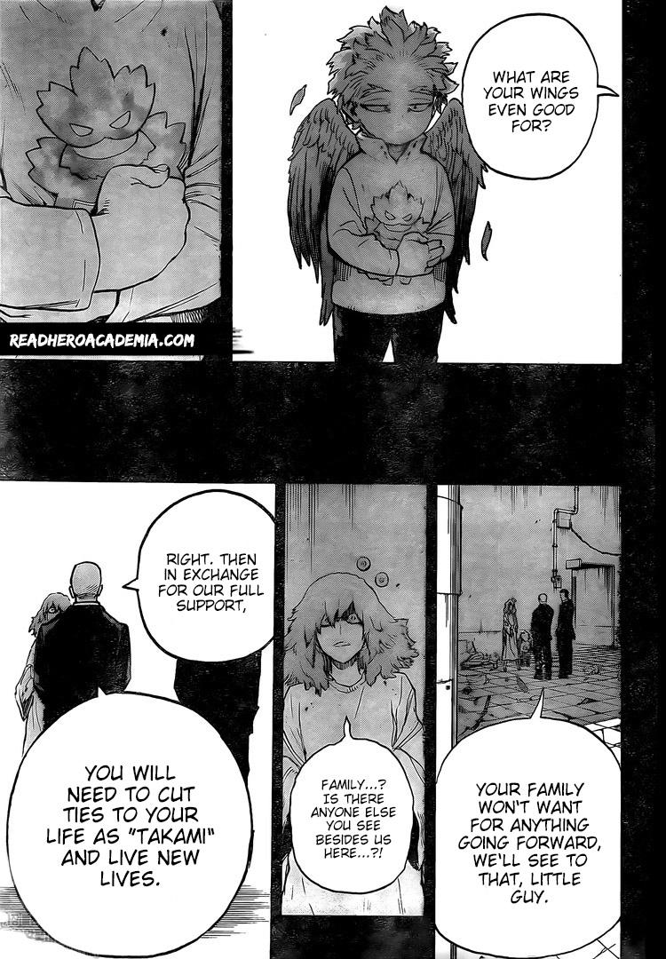 Boku no Hero Academia Chapter 299 Page 7