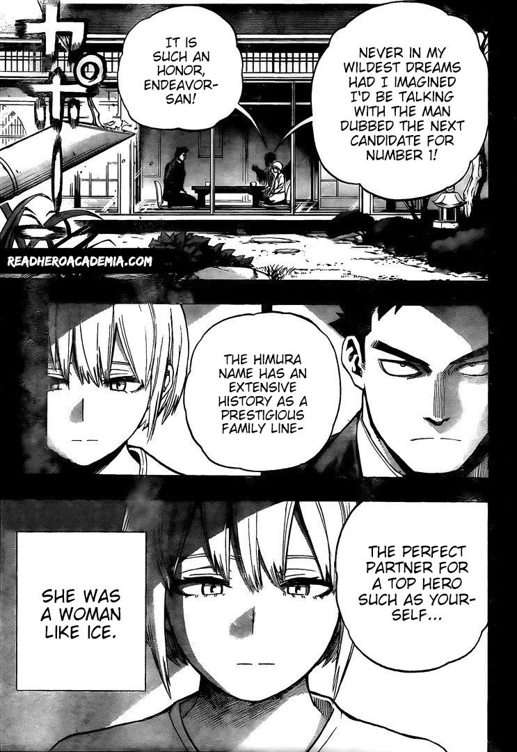 Boku no Hero Academia Chapter 301 Page 1