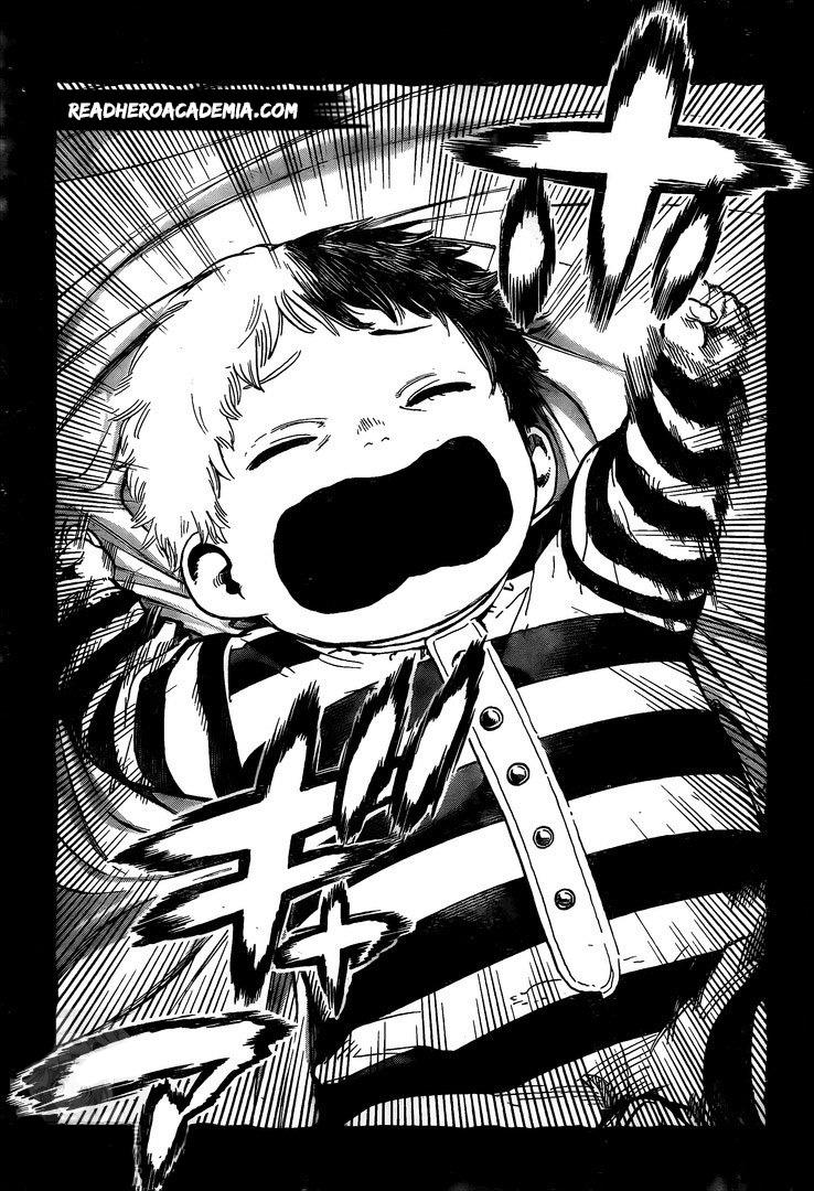 Boku no Hero Academia Chapter 301 Page 11