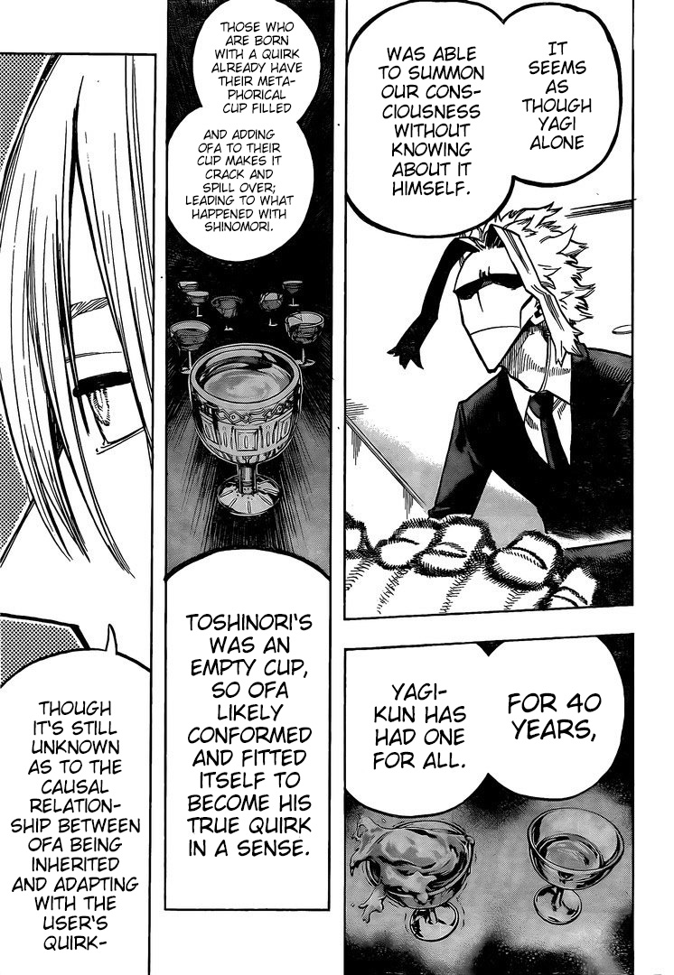 Boku no Hero Academia Chapter 304 Page 12