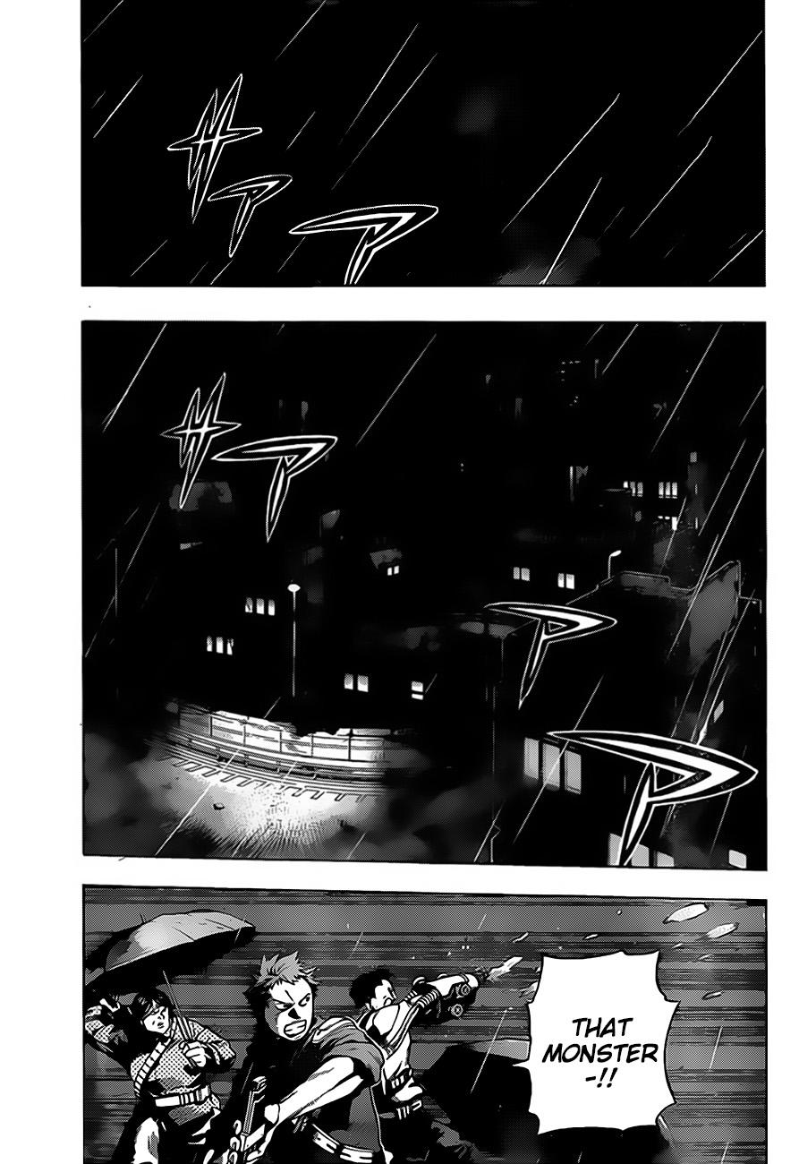 Boku no Hero Academia Chapter 310 Page 2