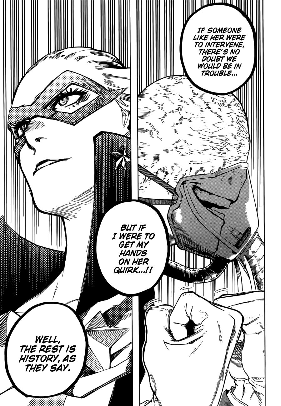 Boku no Hero Academia Chapter 329 Page 5