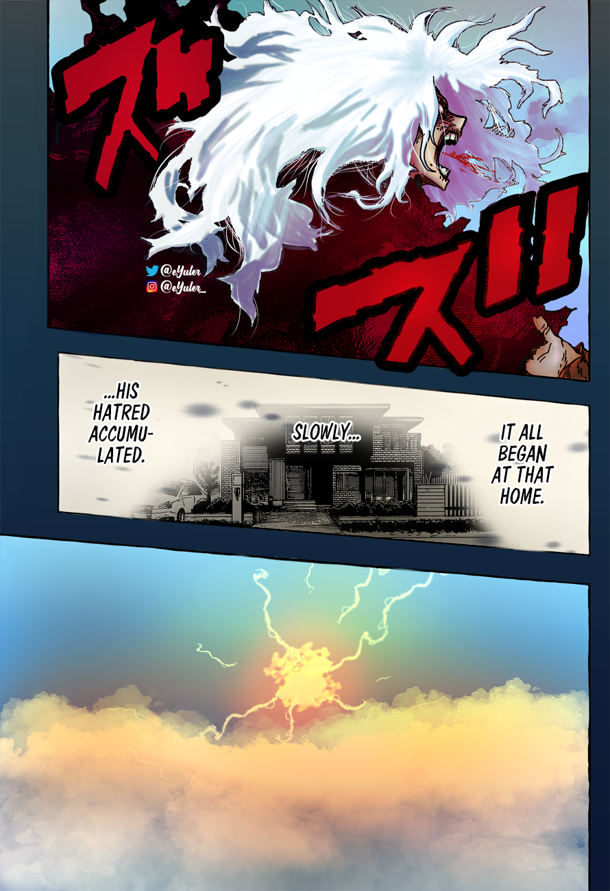 Boku no Hero Academia Chapter 330 Page 18