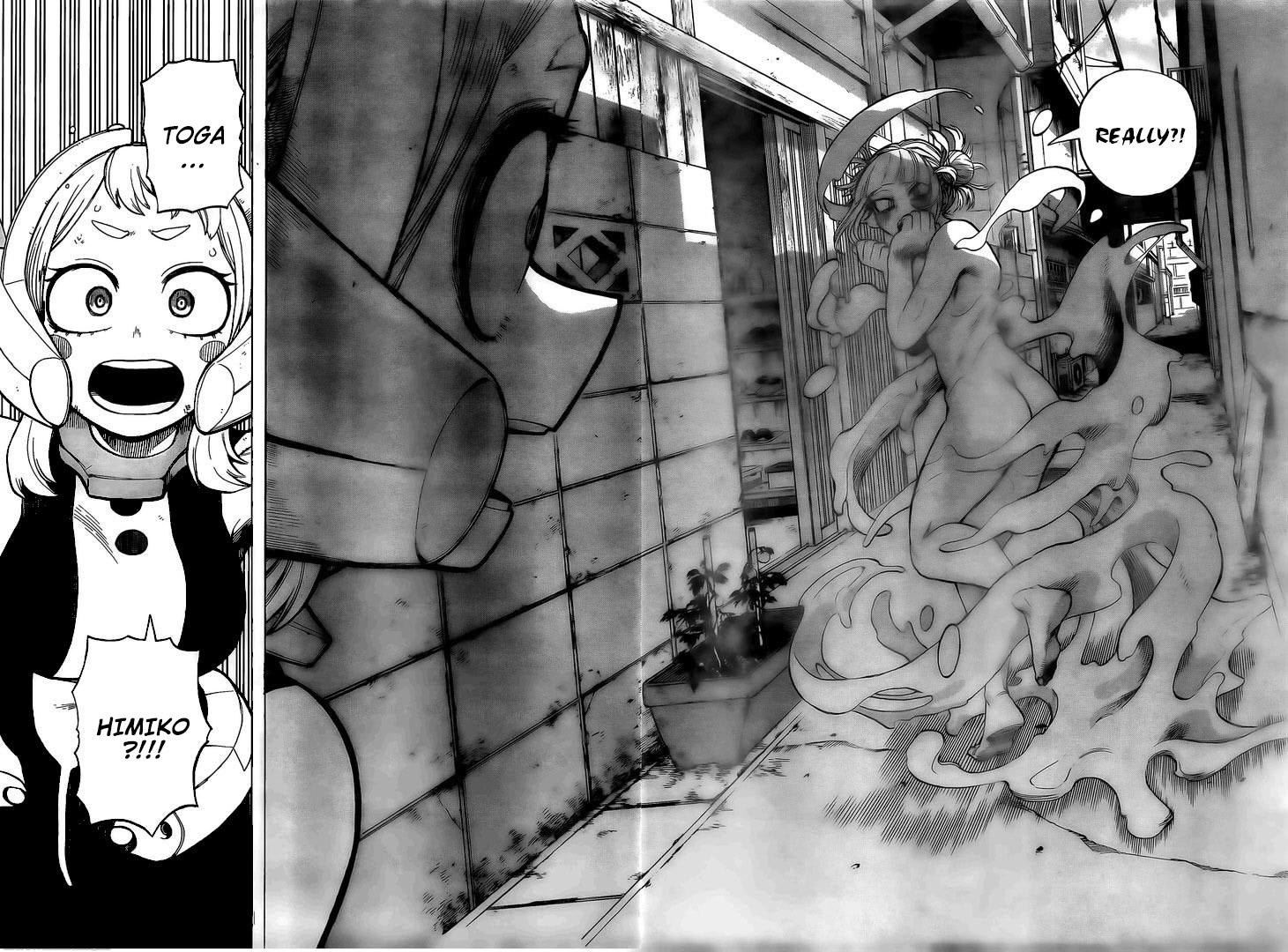 Boku no Hero Academia Chapter 288 Page 12