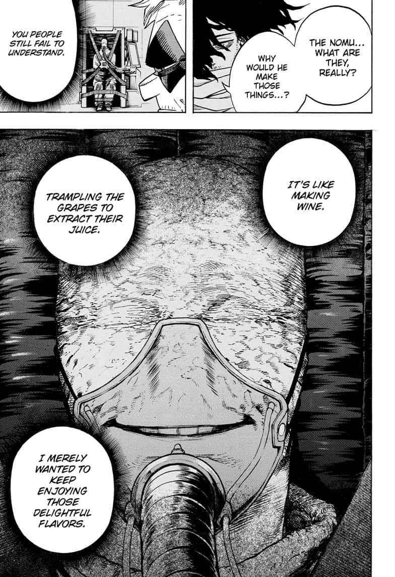 Boku no Hero Academia Chapter 255 Page 11