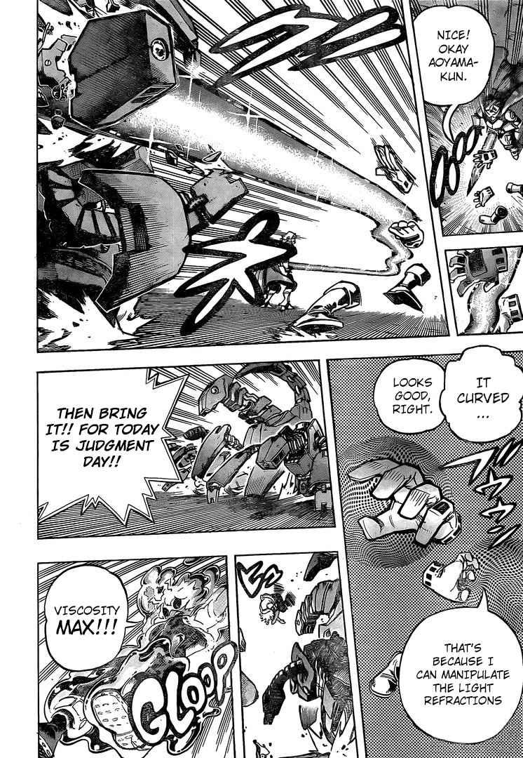 Boku no Hero Academia Chapter 256 Page 2