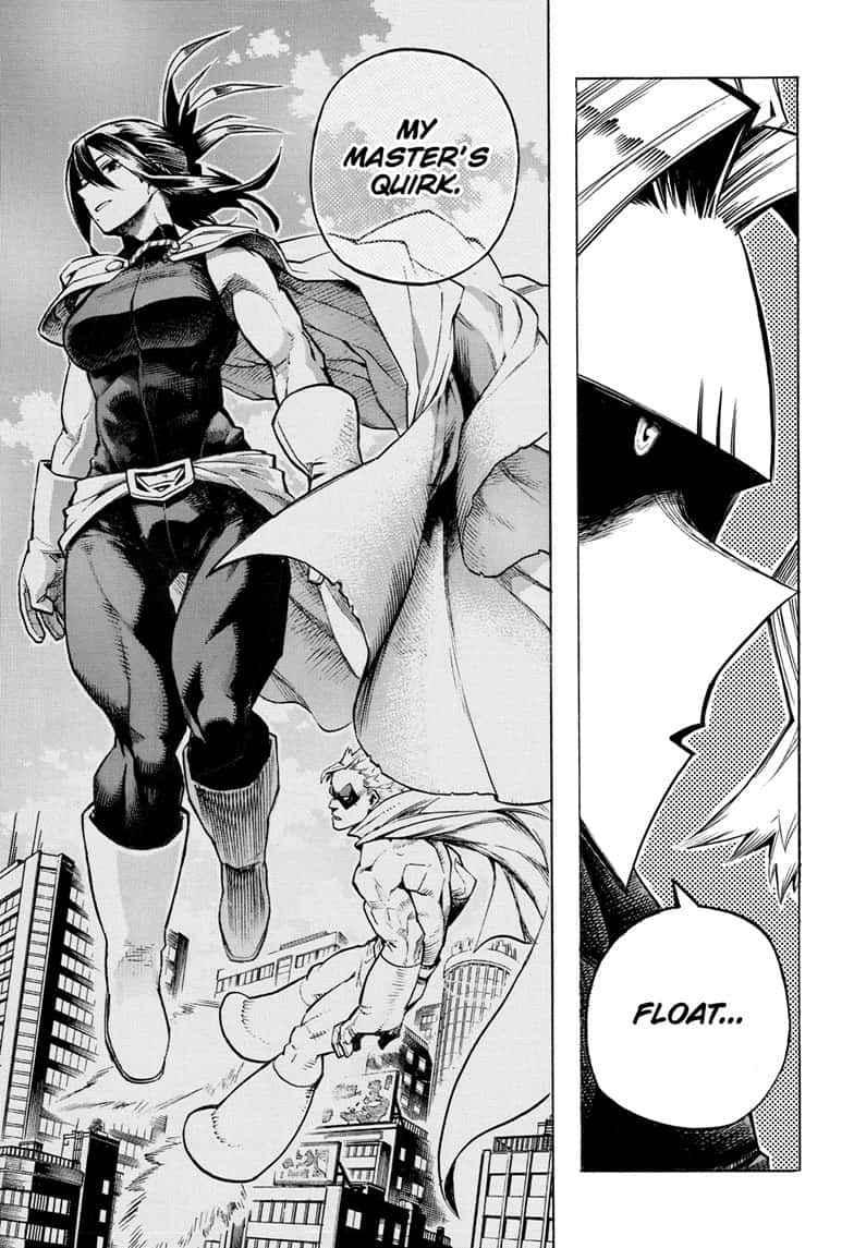 Boku no Hero Academia Chapter 257 Page 5