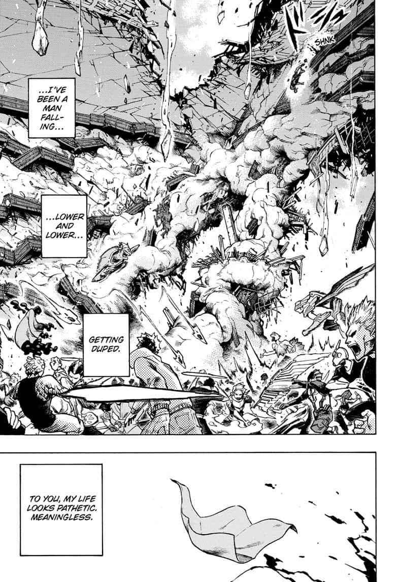 Boku no Hero Academia Chapter 266 Page 11