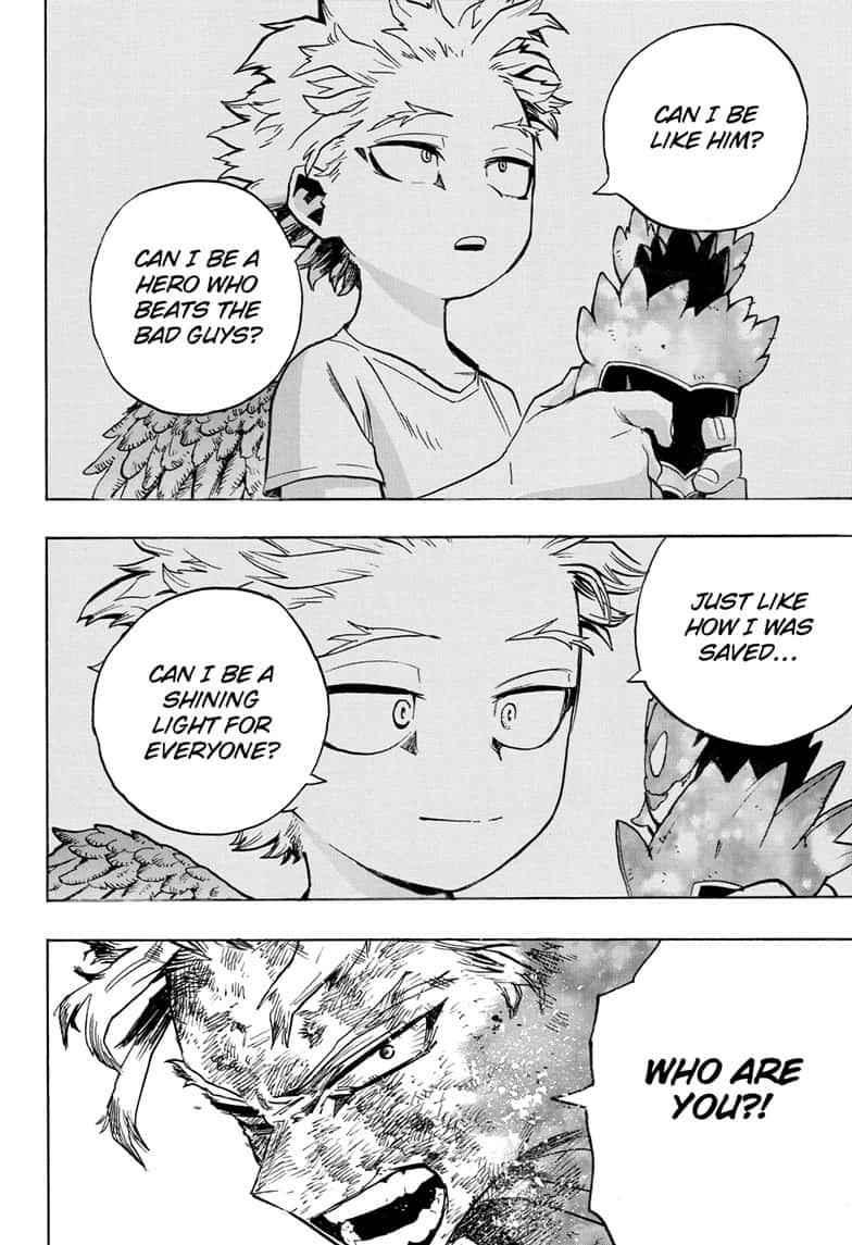 Boku no Hero Academia Chapter 267 Page 10