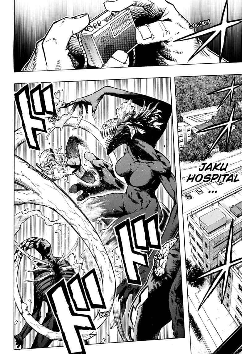 Boku no Hero Academia Chapter 267 Page 14