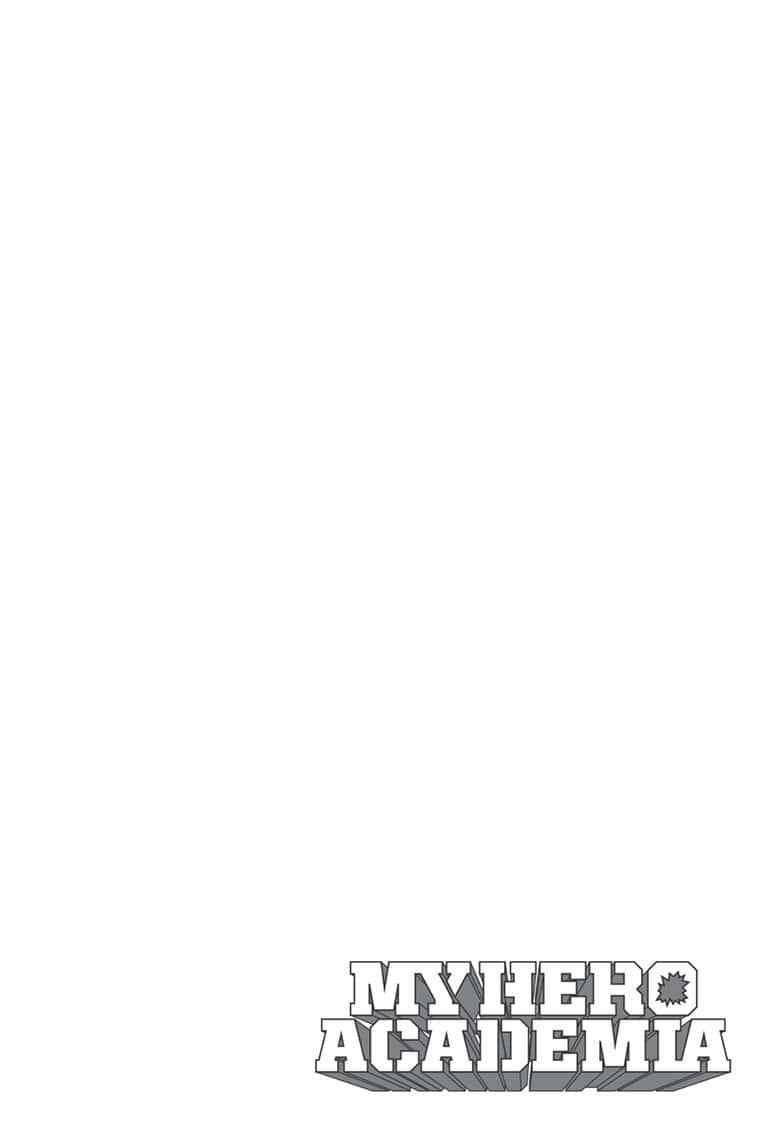 Boku no Hero Academia Chapter 267 Page 2