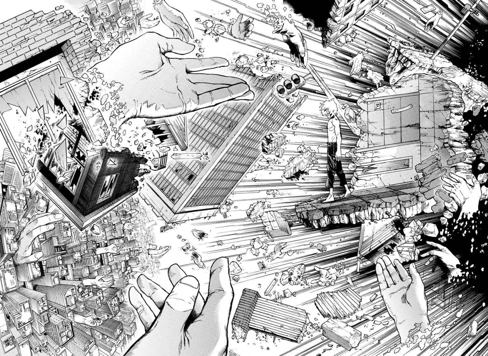 Boku no Hero Academia Chapter 270 Page 6