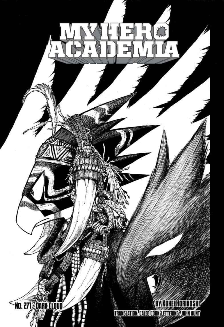 Boku no Hero Academia Chapter 271 Page 3